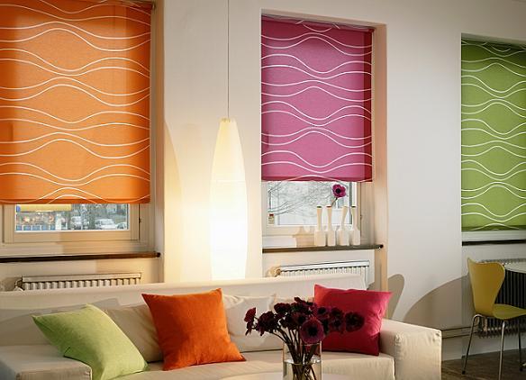 Что такое рулонные шторы?
